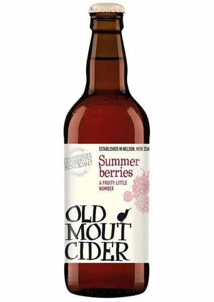 Old Mout Cider Summer Berries 05 L St [0]