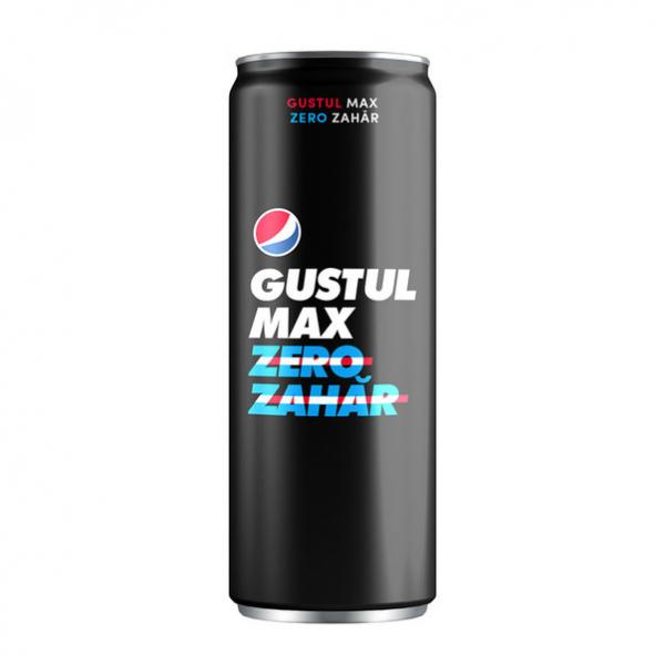 Pepsi Max 033 L Doza [0]