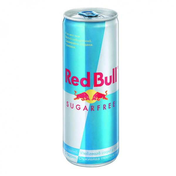 Red Bull Fara Zahar 0250 L [0]