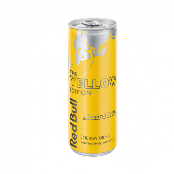 Red Bull Tropical 0250 [0]