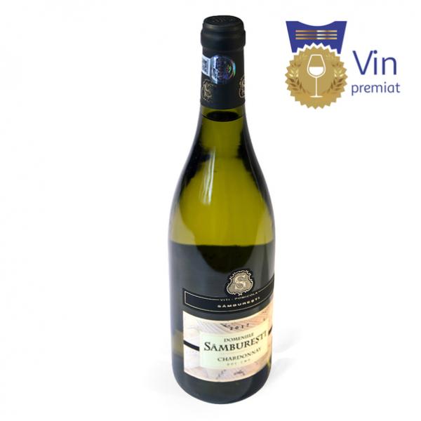 Samburesti Chardonnay 0750 L Sec 2011 [0]