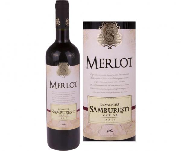 Samburesti Merlot 2011 [0]