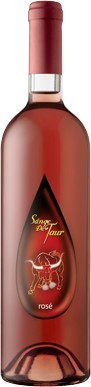 Sange De Taur Vin Rose Dulce 10 grade 075 L [0]