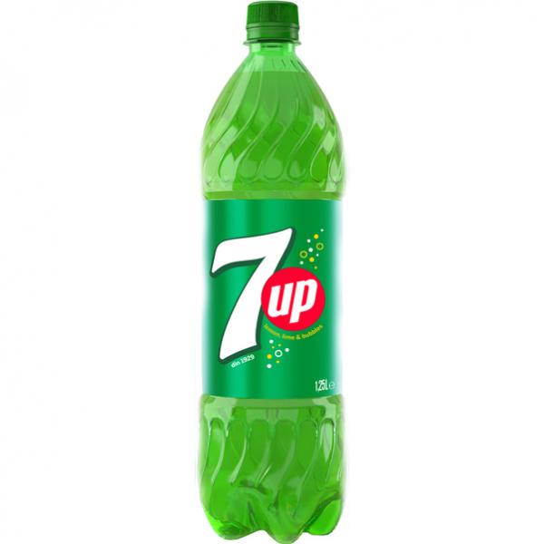 Seven Up  1 25 L [0]