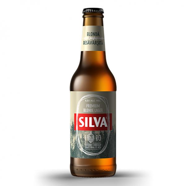 Silva Blonda Lager 033 L Sticla [0]