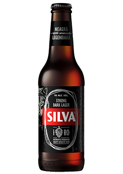 Silva Dark Lager 033 L Sticla [0]