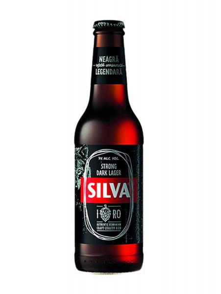 Silva Dark Lager 05 L Sticla [0]