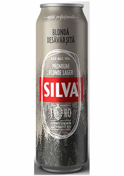 Silva Lager 05 L Doza [0]