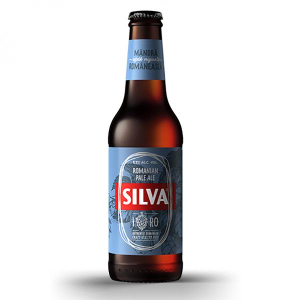 Silva Pale Ale 033 L Sticla [0]