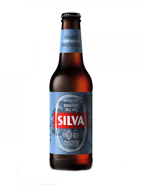 Silva Pale Ale 05 L Sticla  [0]