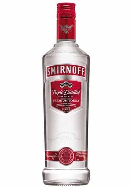 Smirnoff Red Label 1 L [0]