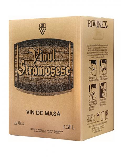 Stramosesc Alb Demidulce Bag in box 20 L [0]