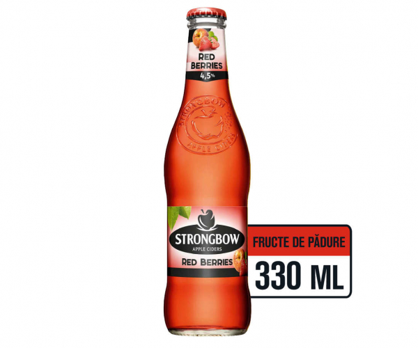 Strongbow Red Berries 033 L Sticla [0]