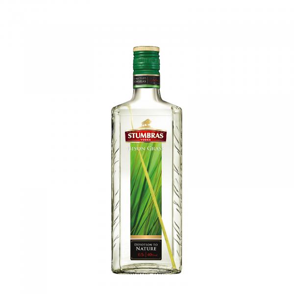 Stumbras Vodka Bison Grass 05 L  40 grade [0]