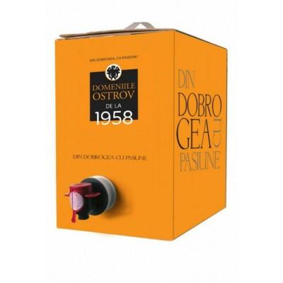 Vin Alb Bag in box  5L Premiat [0]