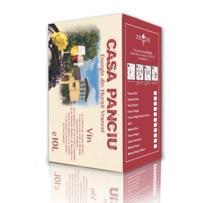 Vin De Masa Babeasca Neagra Demisec Bag in box 10L [0]