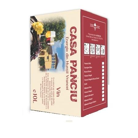 Vin De Masa Feteasca Alba Sec Bag in box 10L [0]