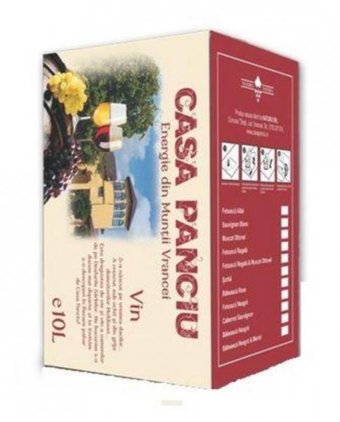 Vin De Masa Sauvignon Blanc Demisec Bag in box 10 L [0]