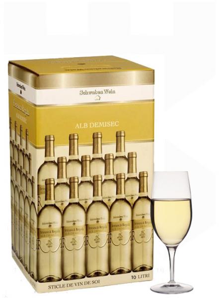 Vin Recas Bag in box Feteasca 10 L [0]