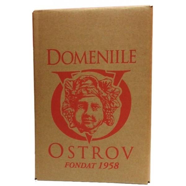 Vinaria Ostrov 10 L Chardonnay Demisec [0]