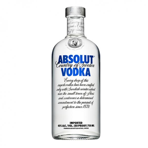 Vodka Absolut 07 L [0]
