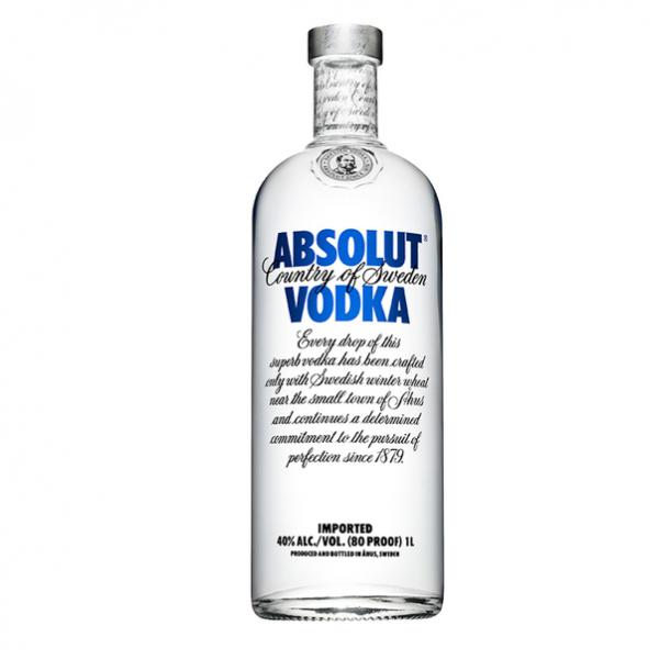 Vodka Absolut 1 L [0]