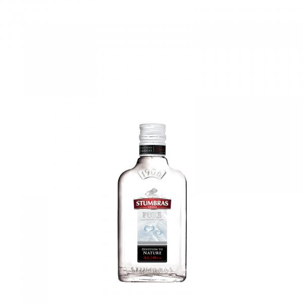 Vodka Stumbras Pure 02 L 40 grade Alcool [0]