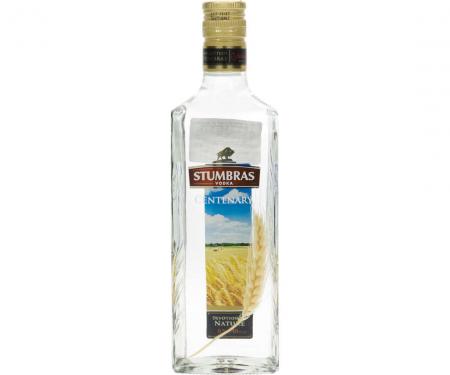 Pachet Vodka Stumbras Family 5 in 1 Cranberry, Centenary, Pure, Rasberry. Quince [4]