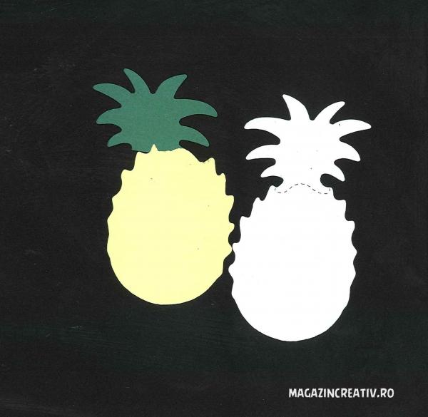 Ananas - set creativ 0