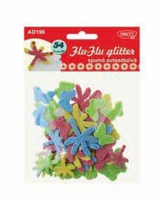 Flu-Flu glitter 0