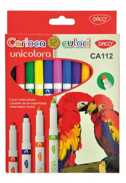 Carioca 12C varf conic Unicolora 0