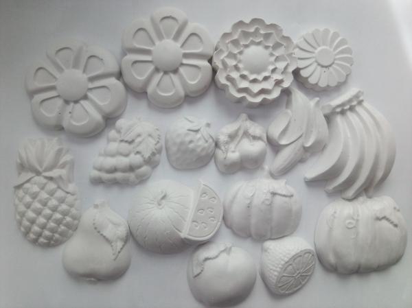 15 fructe si flori - set figurine ipsos 0