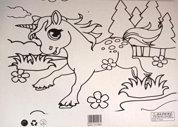 Puzzle 63 piese - dinozauri 1