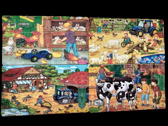 Puzzle ferma 1