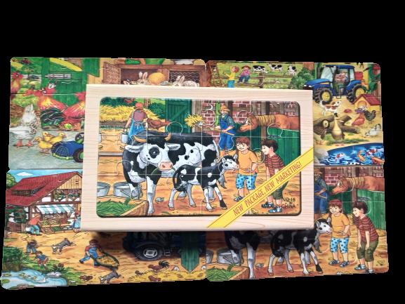 Puzzle ferma 0