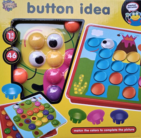 Joc creativ - BUTTON IDEA 1