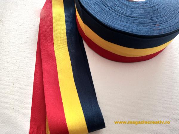 Tricolor 50 mm - 1 METRU 0