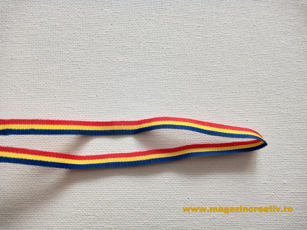Tricolor snur 10 metri 0