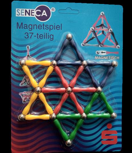 Magneti stea - 37 piese 0