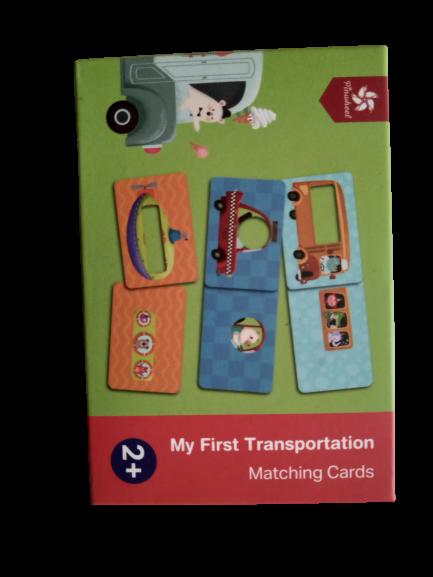 Joc de asociere vehicule [1]