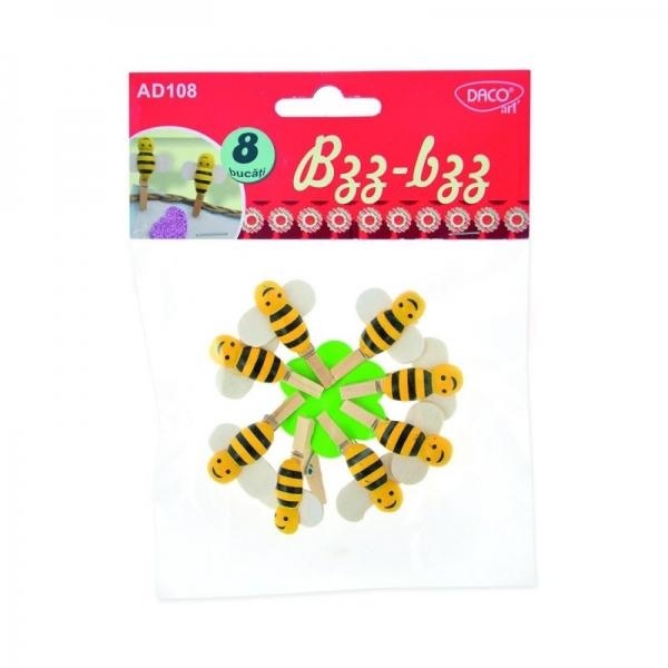 Bzz-bzz cleme lemn 0