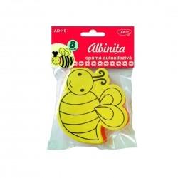 Albinița - spumă autoadezivă 0