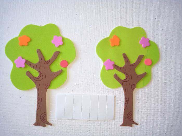Figurine buretate - copaci 0