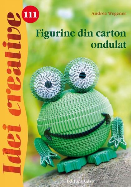 Figurine din carton ondulat - Idei Creative 111 0