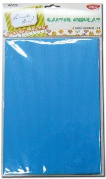 Carton ondulat A4 0