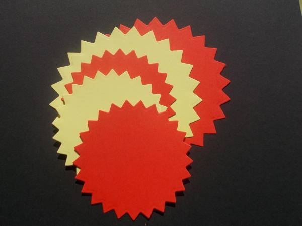 Cercuri decorative mari 0