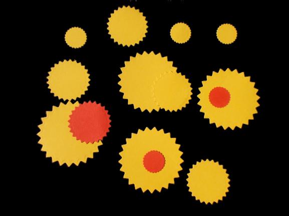 Cercuri decorative mici 1