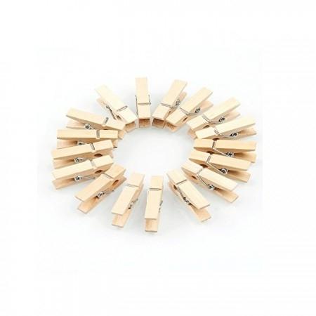 Clestisori din lemn natur 5 x 1.8 cm 0