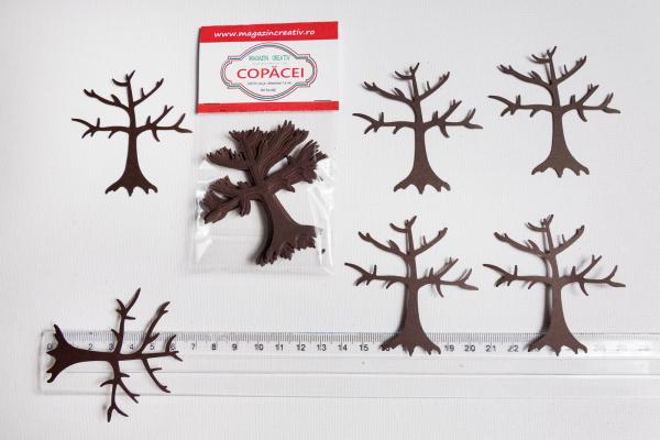 Copacei 7,6 cm 0