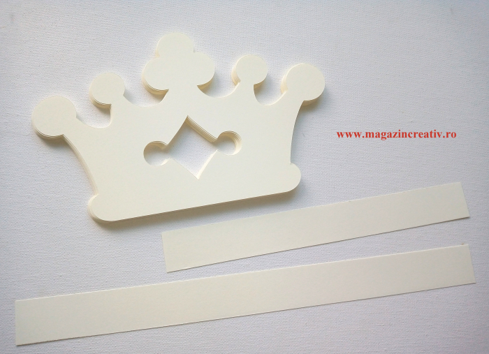 Coroana - set creativ 1